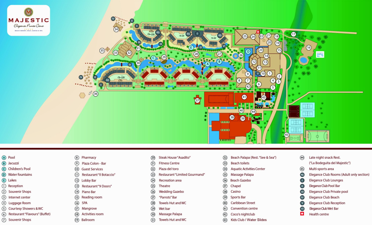 Map of the Resort: www.resortsmaps.com/maps/map-MajesticElegance