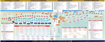 Grand Bahia Principe San Juan Resort Map