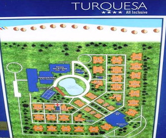 Be Live Experience Turquesa Resort Map Layout
