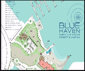 Blue Haven Resort Map Layout