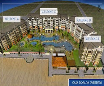 Casa Dorada Los Cabos Resort Map Layout