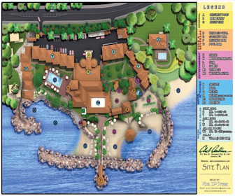 Club Ambiance Resort Map Layout