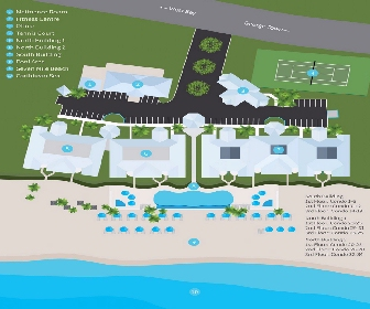 Coral Stone Club Resort Map Layout