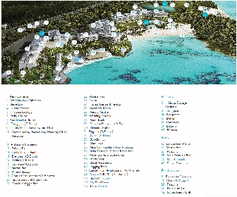Couples Sans Souci Resort Map Layout