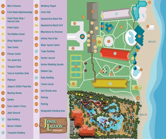 Jewel Runaway Bay Resort Map Layout
