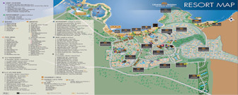 Lifestyle Holidays Vacation Resorts Map Layout