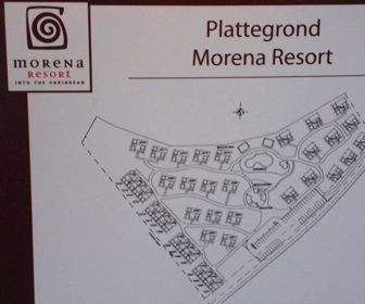Morena Resort Map Layout