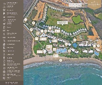Pueblo Bonito Emerald Bay Resort Map Layout