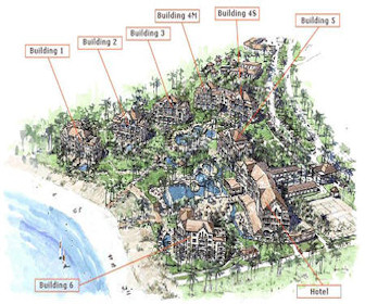 Royal Reef Resort Map Layout