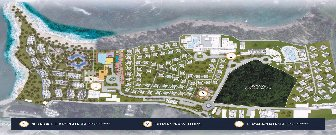 Senator Puerto Plata Spa Resort Map Layout
