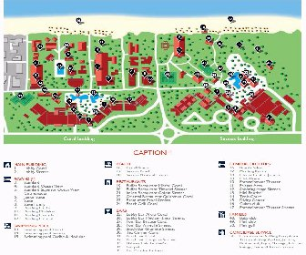 Sol Varadero Beach Resort Map Layout