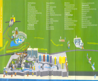 The Grand Mayan Hotel Resort Map Layout
