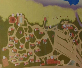 Villas Jibacoa Resort Map Layout