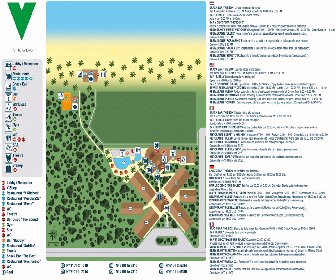 Viva Wyndham V Heavens Resort Map Layout