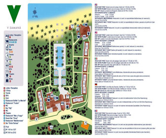 Viva Wyndham V Samana Resort Map Layout