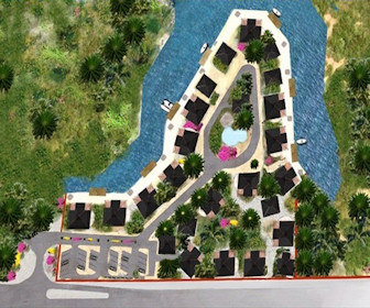 Waterlands Village Resort Map Layout
