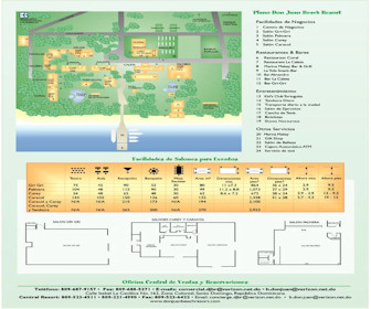 Whala!bocachica Resort Map Layout